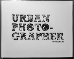 Urban photographer of the year 2012